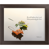 Psalm 37:7 Framed