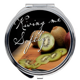 Musical Fruit Pun Mirrors - Great Gift For Musicians!