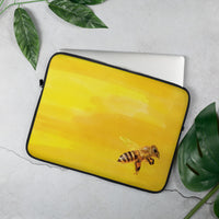 Bumble Bee Laptop Sleeve