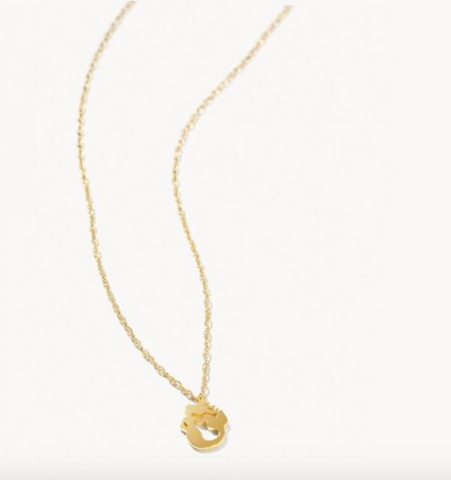Spartina Mermaid Necklace