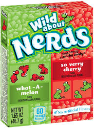 Nerds Watermelon/Cherry