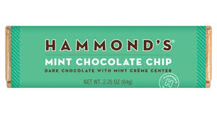 Hammonds Mint Chocolate Chip Bar (pickup only)