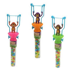 Monkey Swing with Candy