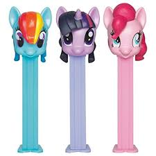 My Little Pony Pez