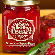 Strawberry Pepper Pecan (pickup only)