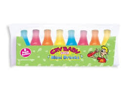 Cry Baby Wax Bottles