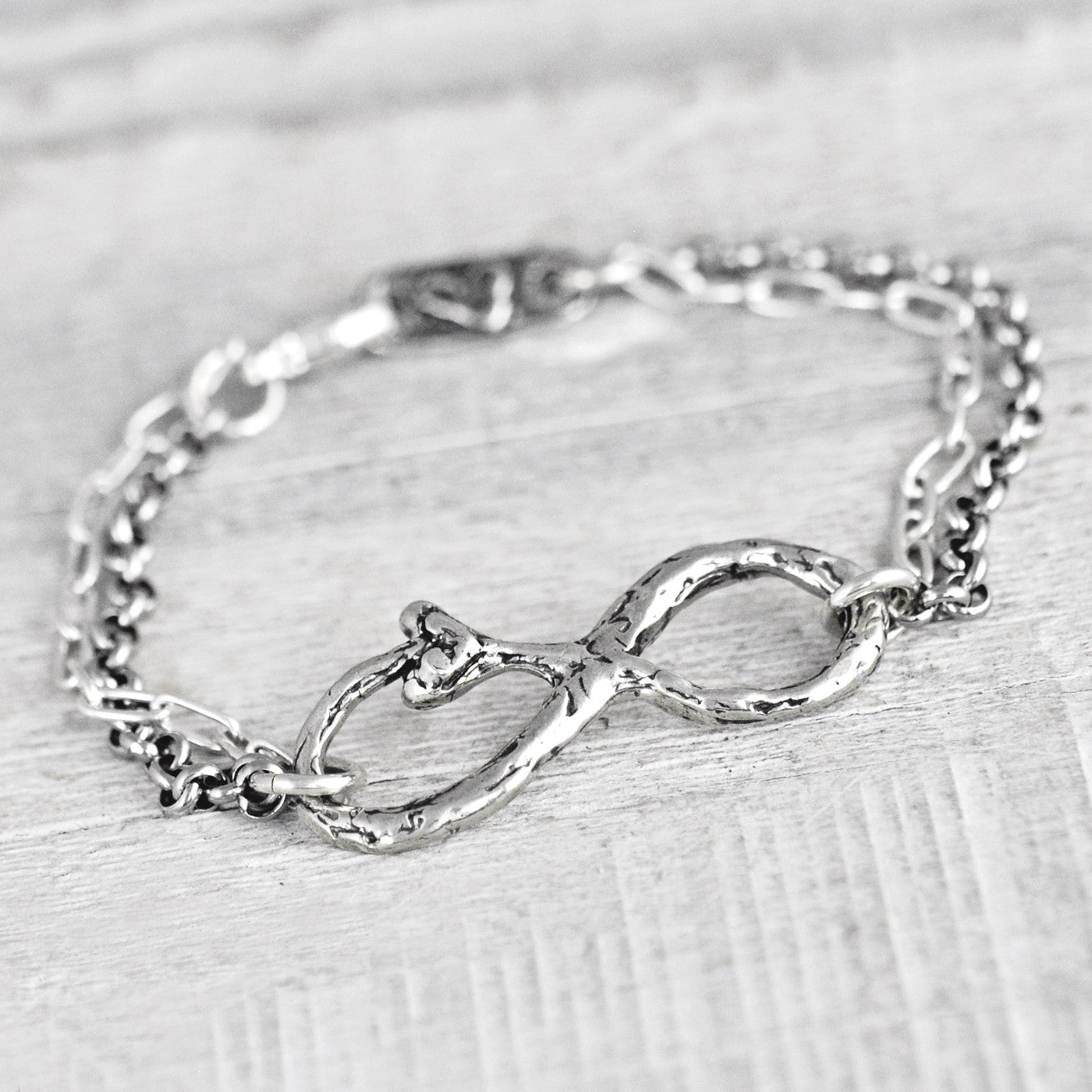 women silver quality itm for top bracelet infinity zeni f