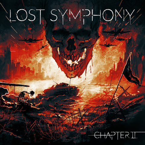 Second Album from Classical-Metal Ensemble LOST SYMPHONY, Chapter II, Available Today + 2020's Podcast Launches Sunday