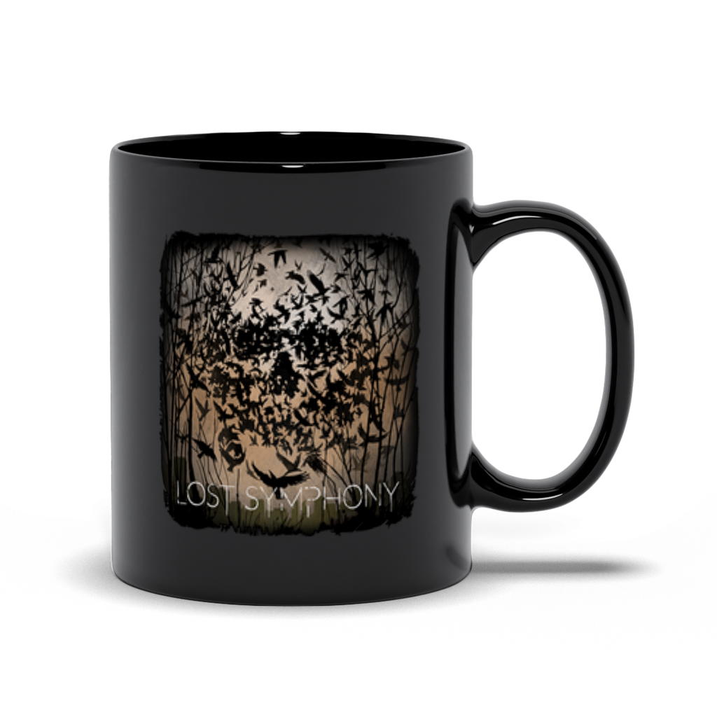 A Murder of Crows Mugs