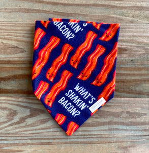 What's Shakin' Bacon Bandana