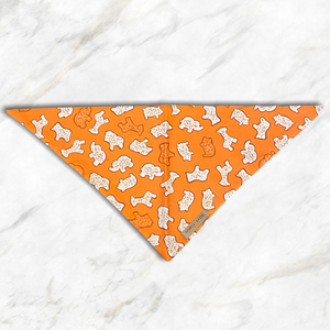 Frosted Animal Cookie Bandana