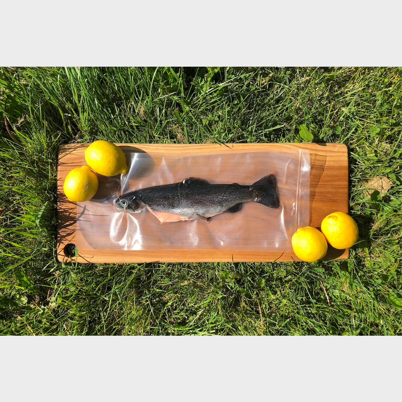 Small fresh ChalkStream® Trout - gutted (300-500g)