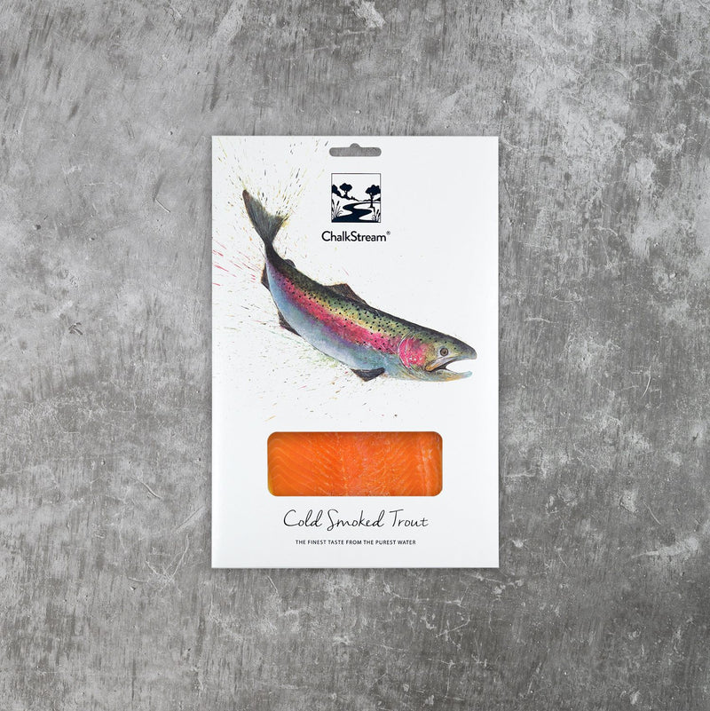 Cold Smoked ChalkStream® Trout - Small Pack (100g)