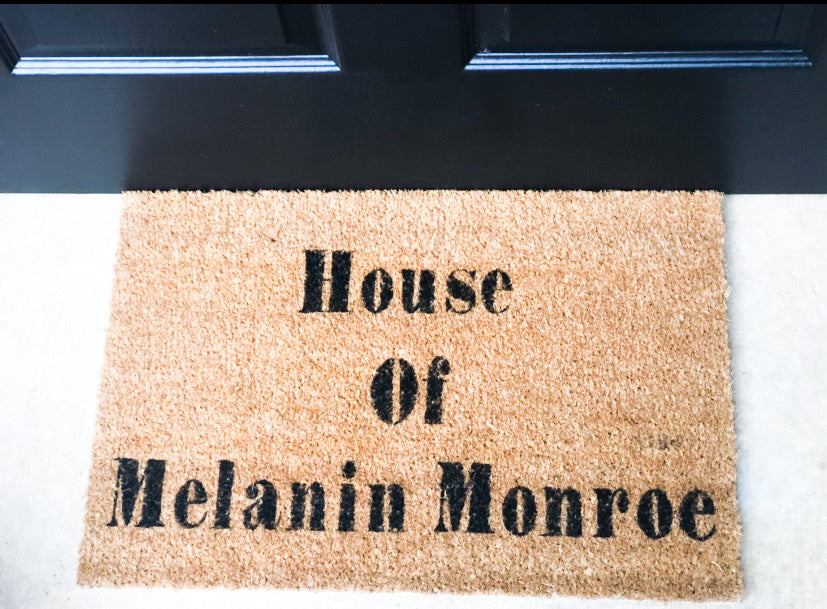 House Of Melanin Monroe