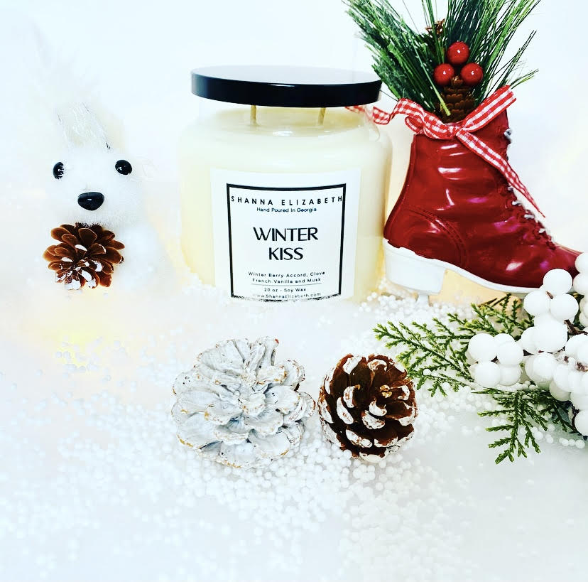 Winter Kiss 2-Wick Candle