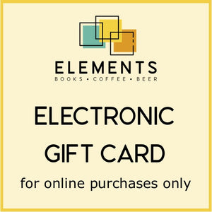 Elements: Books Coffee Beer ELECTRONIC GIFT CARD