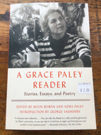 A Grace Parley Reader: Stories, Essays, and Poetry / Kevin Bowen and Nora Paley