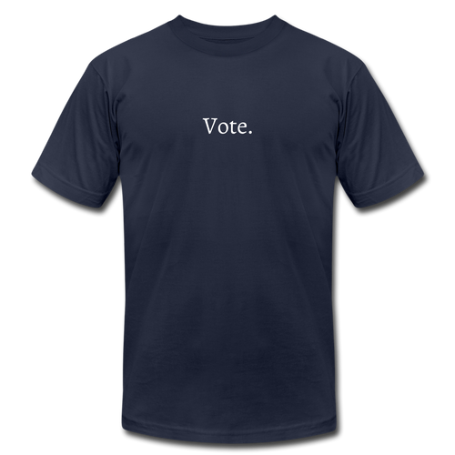 Vote. - Navy Blue/White - navy