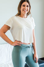 Load image into Gallery viewer, Raise The Barre - capri jogger w/pockets