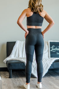 Yoga & Chill - high waist seamless leggings