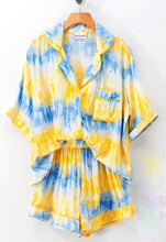 Load image into Gallery viewer, Tie Dye PJ Set