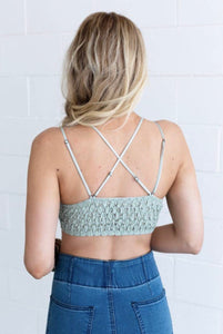 Three Bird Nest Aranza Lace Bralette