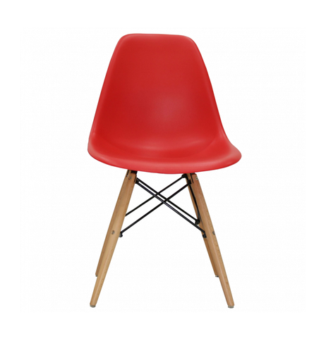 SALINA DINING CHAIR (RED)
