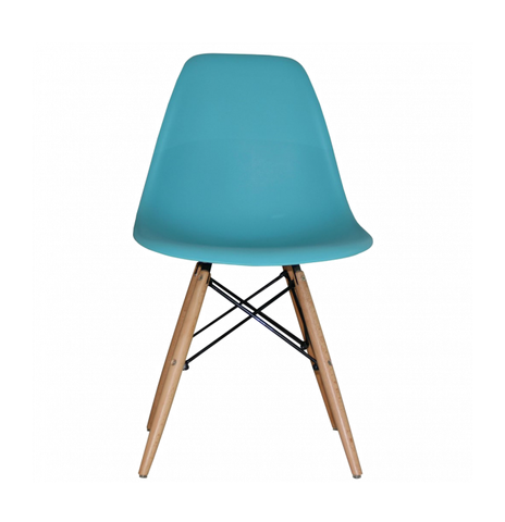 SALINA DINING CHAIR (BLUE)