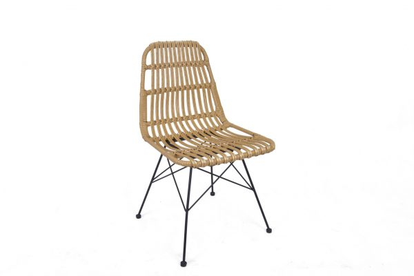 "LULU OUTDOOR CHAIR / 18""x22""x32"""