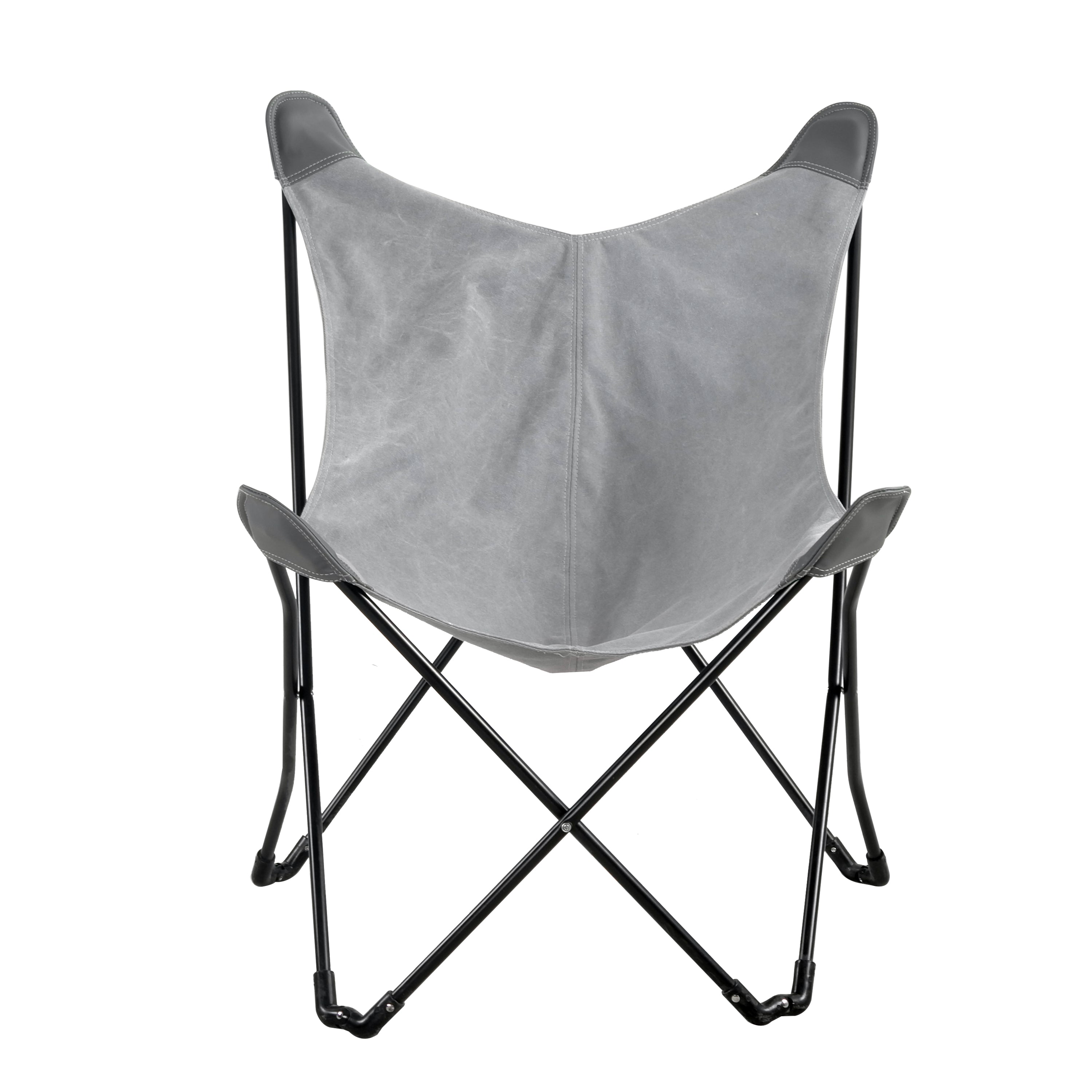 KOUN GREY RELAX CHAIR