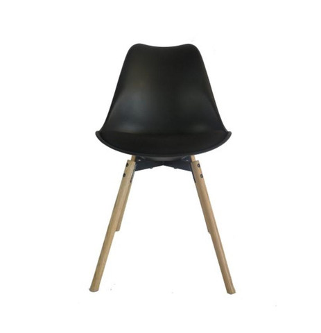 BLACK MIRELLA CHAIR