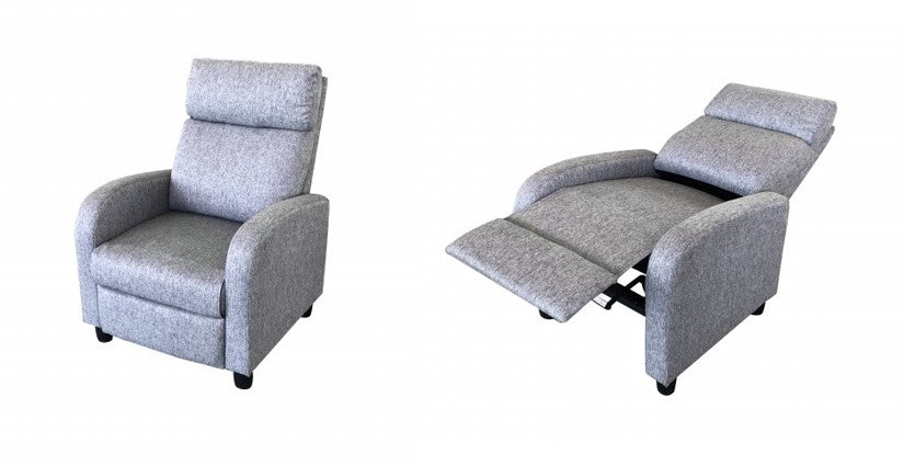 LORA RECLINER CHAIR / MANUAL RECLINER  (MIX)