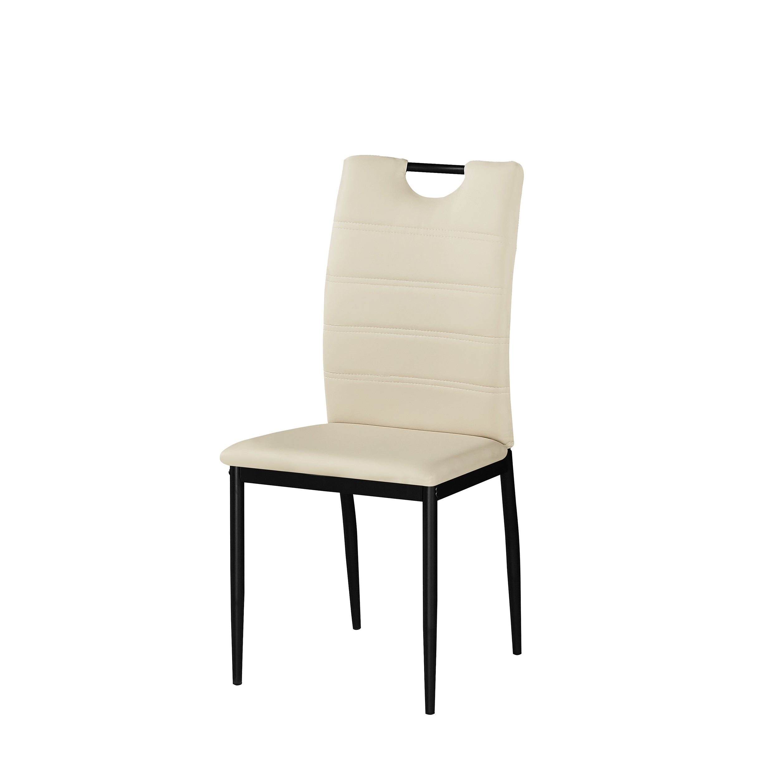KORINA DINING CHAIR BEIGE