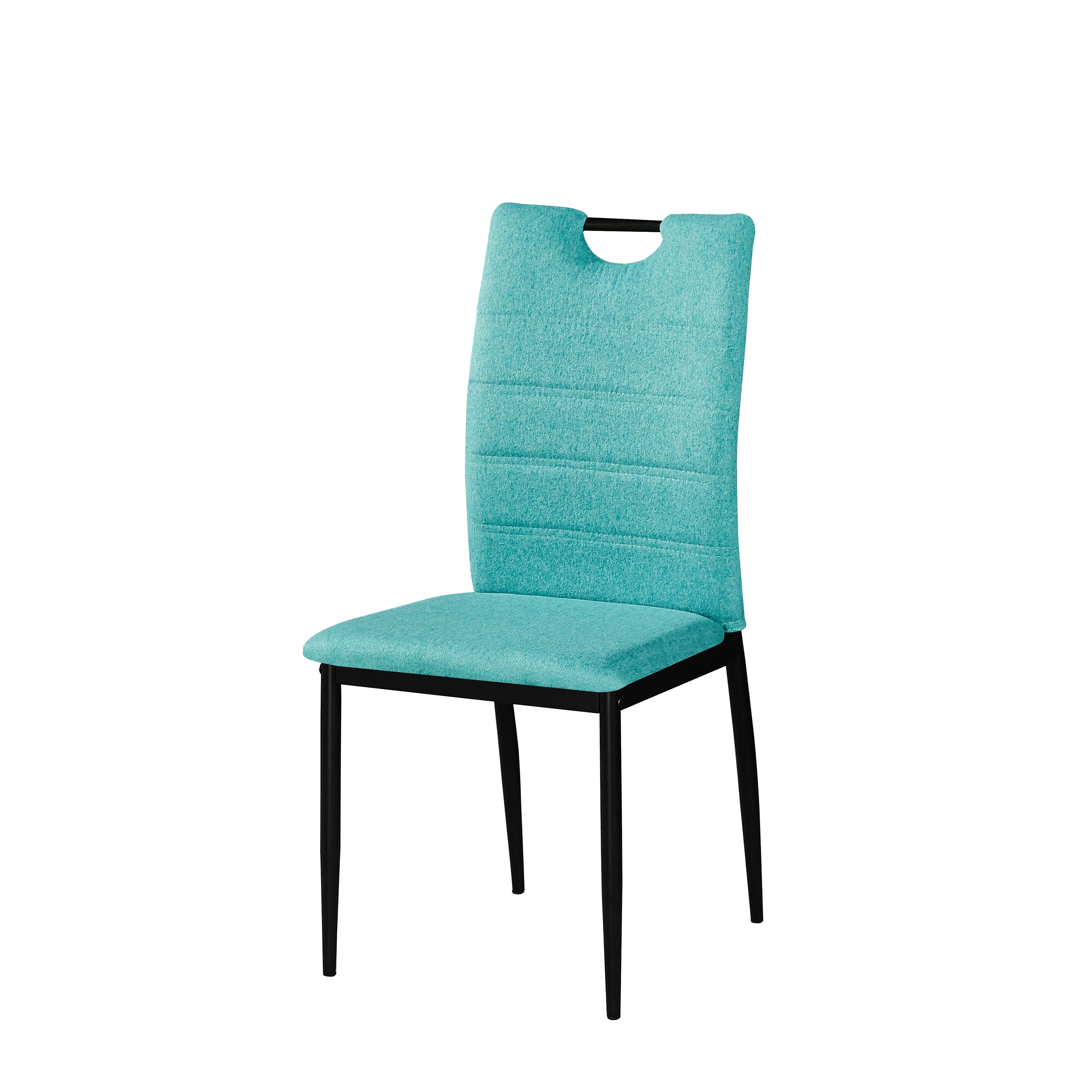 KORINA DINING CHAIR GREEN