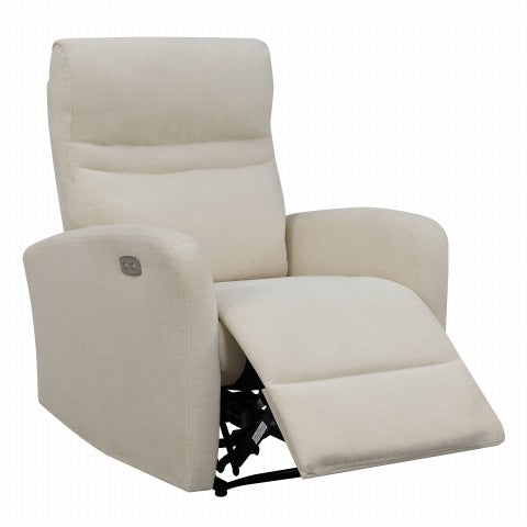 CRISTIANA RECLINER CHAIR (BEIGE)