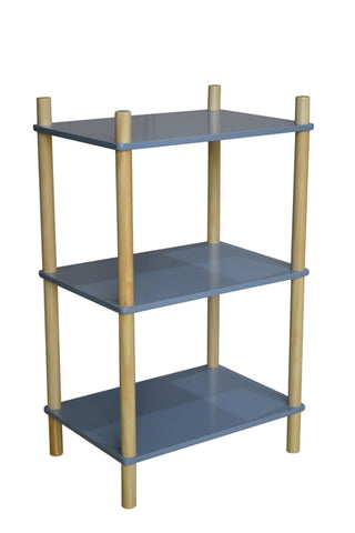 3 LAYER SHELF (GREY)