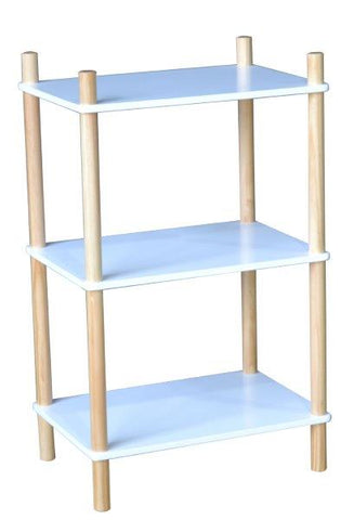 3 LAYER SHELF (WHITE)