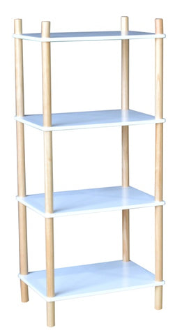 4 LAYER SHELF (WHITE)