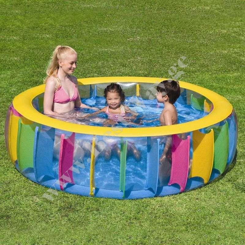 Colorful Inflatable Pool