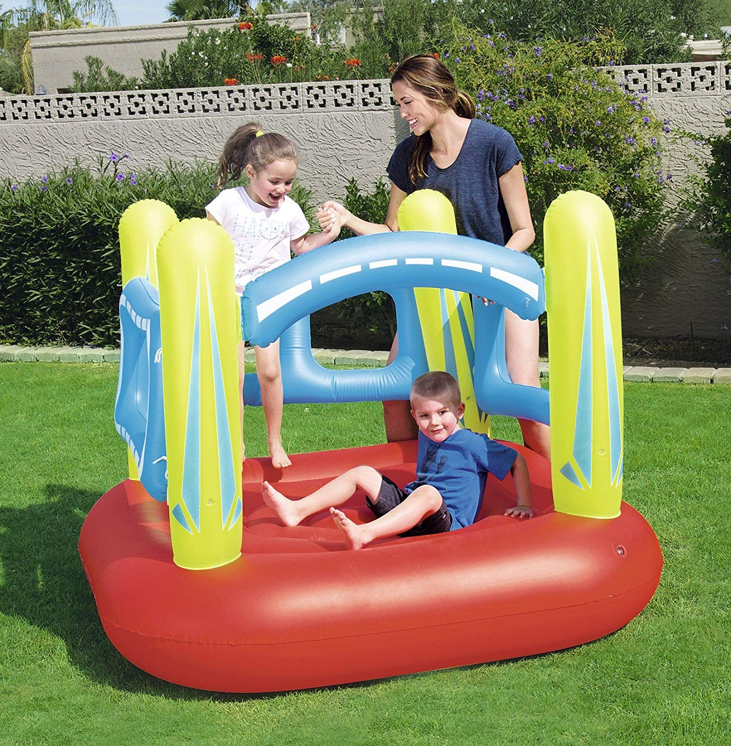 Inflatable Trampolin