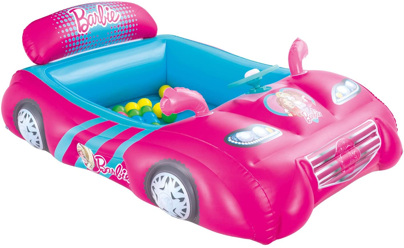 "53"" x 39"" x 17""/1.35m x 99cm x 43cm Sports Car Ball Pit"