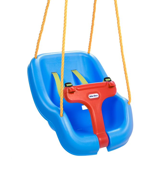 LITTLE TIKES® 2-IN-1 SNUG N' SECURE SWING