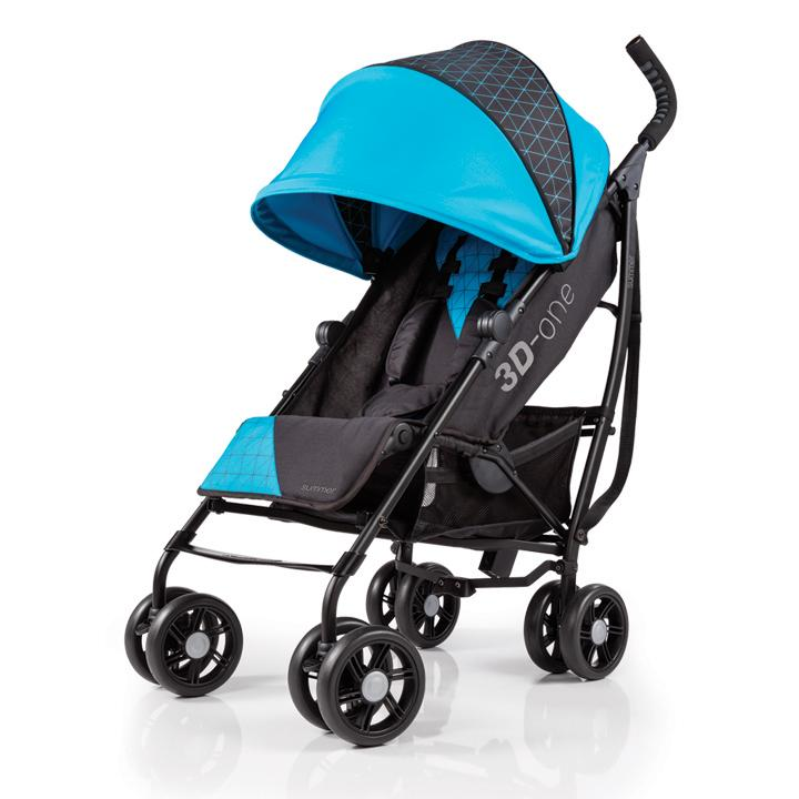3D-ONE CONVENIENCE STROLLER POUSSETTE PRATIQUE