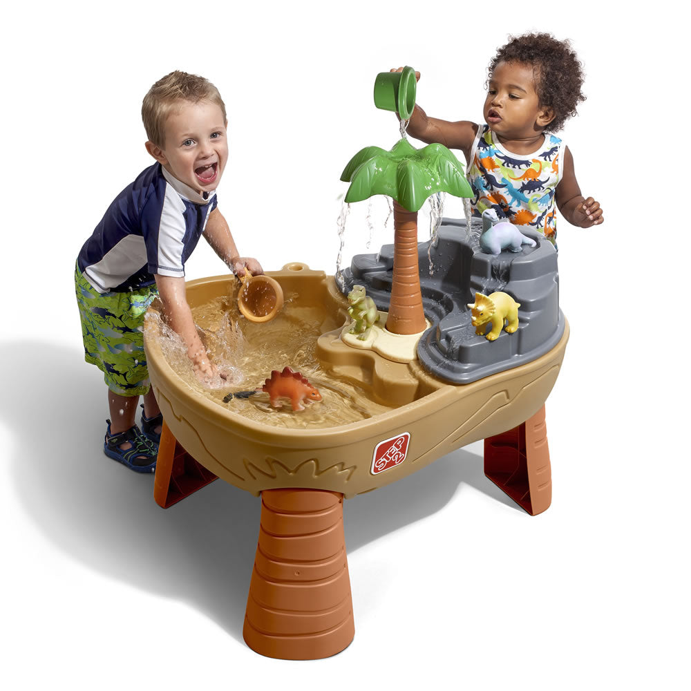 STEP 2 ® DINO DIG SAND & WATER TABLE™