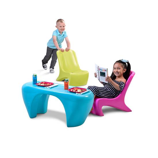 STEP 2 ® JUNIOR CHIC 3-PIECE FURNITURE SET™