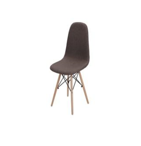 AMELIA DINING CHAIR (BROWN)