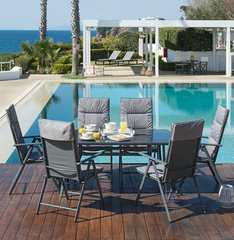 Danny Patio Set (7 pcs)