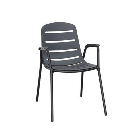 SAETIA CHAIR (BLACK)
