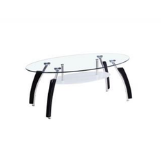 BARI COFFEE TABLE (CLEAR)