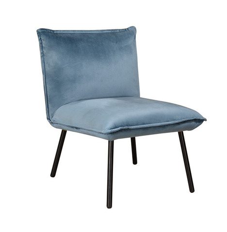 GABRIELA CHAIR (BLUE)